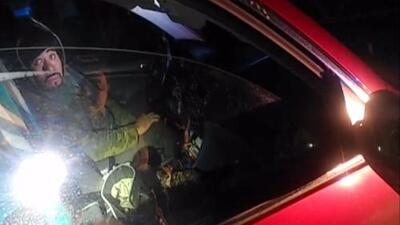 """Sobrevivió """"por obra de Dios"""": así narran el ataque a quemarropa contra una agente policial de California"""