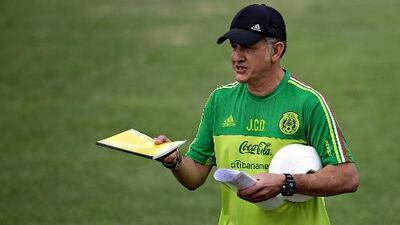 Juan Carlos Osorio presentó la lista de convocados para los compromisos de Eliminatorias