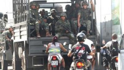 Militares vigilarán las fronteras de Brasil