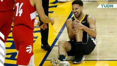 """Kerr: """"Poco probable que Klay Thompson juegue esta temporada"""""""