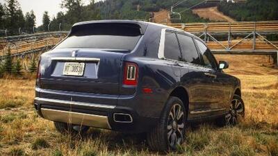 Prueba: Rolls-Royce Cullinan, rompiendo con las viejas tradiciones
