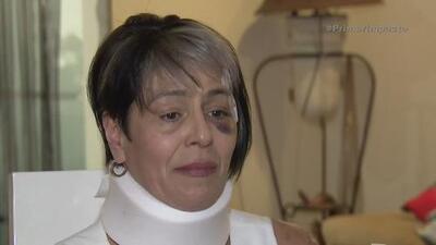La actriz América es golpeada brutalmente en las calles de México