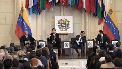 La OEA convoca a una reunión extraordinaria sobre la crisis en Venezuela