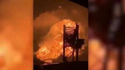 Corrosión en tubería posible causa de explosión en refinería en Filadelfia