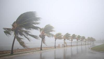 Los videos del Huracán Irma a su paso por el Caribe