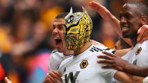 Sin Cara agradeció a Raúl Jiménez su enmascarado festejo