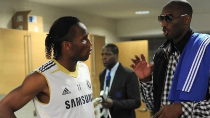 Adam Morrison relató un curioso episodio de Kobe Bryant y un jersey del Chelsea