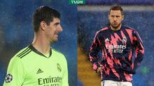 """Padre de Courtois se lanza contra Hazard: """"Fue poco profesional"""""""