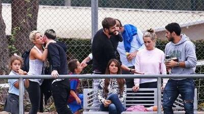 ¿Por qué no se quieren Shakira y Antonella Roccuzzo, la novia de Messi?