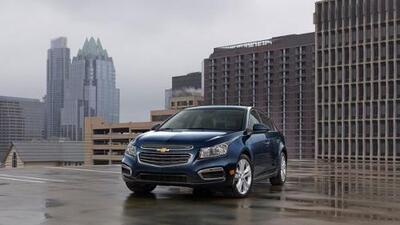 General Motors producirá el Cruze en México