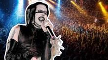 Marilyn Manson se desvanece durante concierto en Houston, Texas