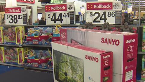 Walmart, una de las compañías minoristas más grande de EEUU, ya tiene todo listo para el 'black friday'