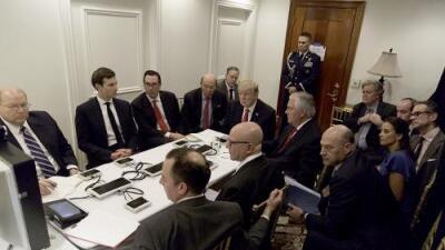 Trump convierte Mar-a-Lago en sala de manejo de la crisis con Siria
