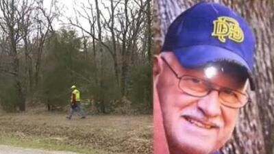 El FBI y los Texas Rangers se unen a la búsqueda del exbombero desaparecido Michael Chambers