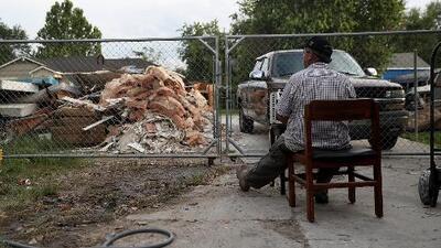 Houston pedirá ayuda adicional al gobierno federal para continuar la reparación de daños dejados por Harvey