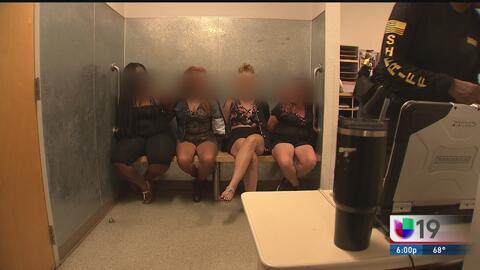 Líderes de Sacramento discuten medidas para terminar el tráfico humano en establecimientos locales