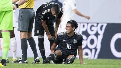 """Gerardo Martino no se alarma con la lesión de Erick Gutiérrez: """"Es un tema muscular"""""""