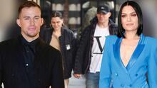 Tronaron Channing Tatum y Jessie J tras cumplir un año de relación amorosa