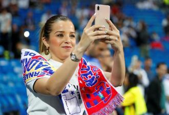 El madridismo presente en la Champions League pese a la crisis merengue