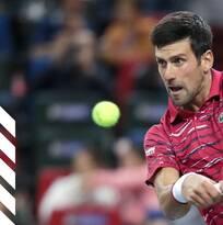 Djokovic, de menos a más en el Masters de París