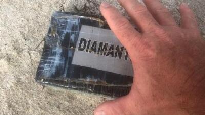 Los paquetes sospechosos que las marejadas de Dorian arrastraron hasta la costa de Florida