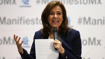 Los efectos de la renuncia a su candidatura de Margarita Zavala en las elecciones presidenciales de México