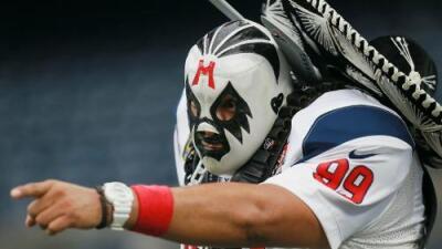 Regresa la acción del fútbol americano de la NFL