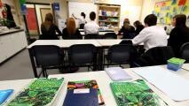 Regreso a las aulas: maestros de Chicago piden que alumnos de secundaria sean vacunados contra el coronavirus