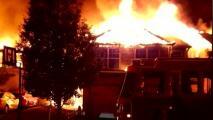 Un adolescente salva a sus vecinos de un terrible incendio mientras dormían