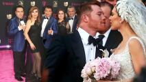 Los Ángeles Azules cuentan cómo fue el ser parte de la comentada boda de 'Canelo' Álvarez y Fernanda Gómez