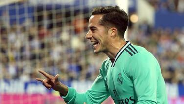 El Real Madrid cierra preparación ante Getafe con Lucas y Jovic