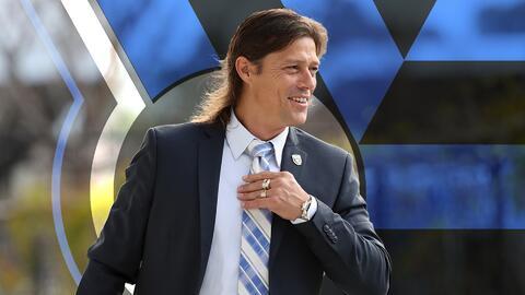 Matías Almeyda, el 'hombre de los milagros' ahora con un nuevo reto en la MLS