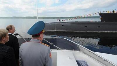 Mueren 14 marinos tras incendio en un sumergible de investigaciones ruso