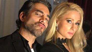 Cacharon a Omar Chaparro junto a Paris Hilton y La Bronca cree que algo se traen