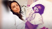 Operan de emergencia a Aislinn Derbez y confiesa que los últimos días no han sido fáciles