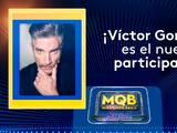 Víctor González estará en Mira Quién Baila, el actor será el representante de las novelas de Univision