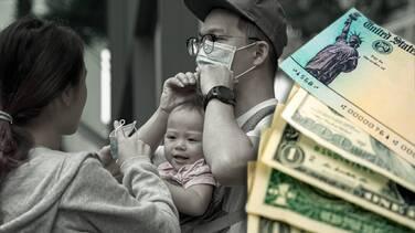 Crédito tributario por hijo comienza a llegar en julio, confirma el IRS