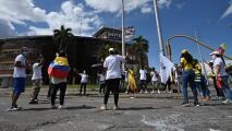 Gobierno de Colombia comienza a buscar acercamientos con los organizadores del paro