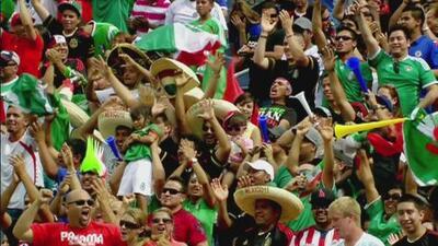 ¡Se viene Martinica! México, dominante frente a selecciones caribeñas