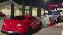 Policía de Fresno realiza operativo contra carreras ilegales de autos