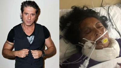 Una hermana de Bobby Larios está en coma: la encontraron desnuda y golpeada en su casa