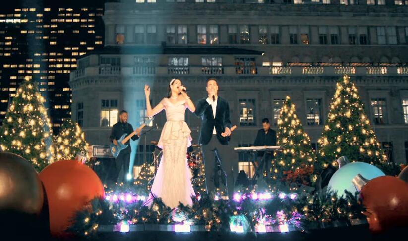 Vive la magia con Nuestra Navidad y un concierto único desde Nueva York