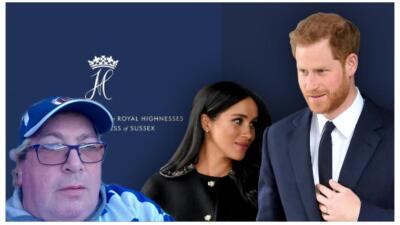 Este es el hombre que acusa a Meghan Markle y al príncipe Harry de 'robarle' su cuenta de Instagram