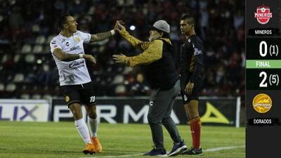 Dorados se impuso a Mineros y habrá revancha en la Final del Ascenso MX
