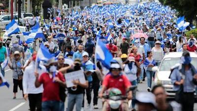 Siguen las protestas en Nicaragua para pedir justicia por los fallecidos en enfrentamientos