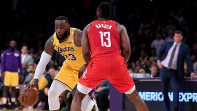 Carrusel NBA: Lakers se ilusionan tras vencer a los Rockets, Curry logra 10 triples ante los Kings y más