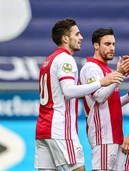 Ajax derrota tranquilamente al PEC Zwolle con marcador de 2-0 en la Eredivisie. David Neres abrió el marcador al minuto 28 del encuentro, el cual se encargó de cerrar Nicolás Tagliafico y darle la victoria a los de Amsterdam, durante la Jornada 26. El mexicano Edson Álvarez fue titular y se colocan en la cima con 63 puntos.