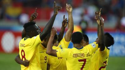 Venezuela 1-3 Ecuador: Ecuador derrota a Venezuela y es el mandón en Conmebol