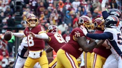 Brillante actuación de Cousins le dio la victoria a los Redskins frente a los Broncos