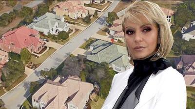 Tras el presunto robo, se supo que la casa en Texas de Daniela Castro está valorada en cientos de miles de dólares
